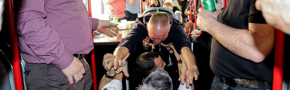 L'Apéro Bus : Finale de Bronze