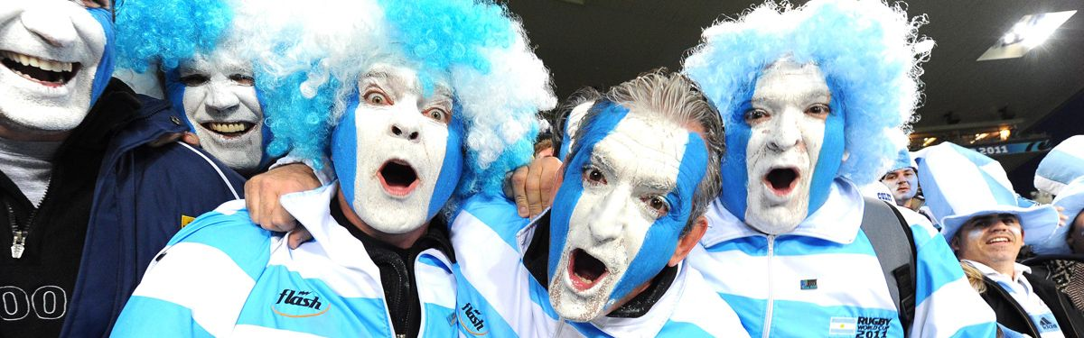 Week-end 200% Rugby : Angleterre v Argentine et Afrique du Sud v Ecosse