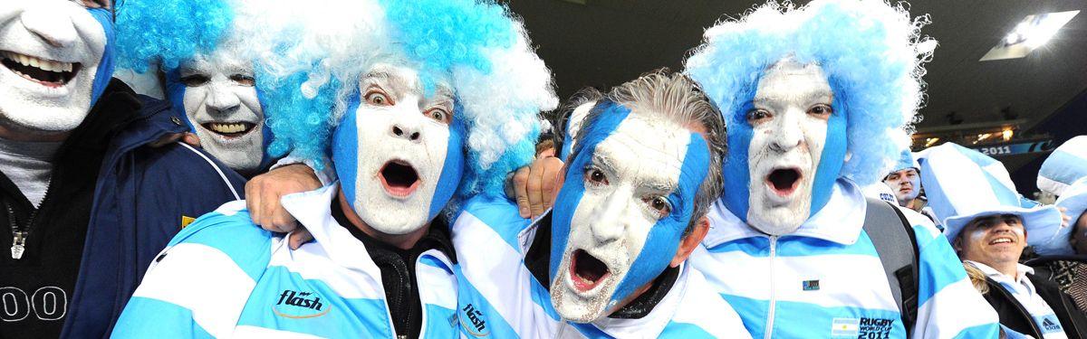 Les Faites du Rugby : Angleterre v Argentine