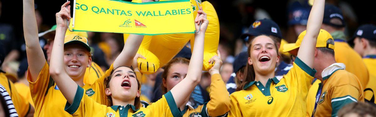 Le pack hôtel : Australie v Vainqueur Tournoi de Qualification