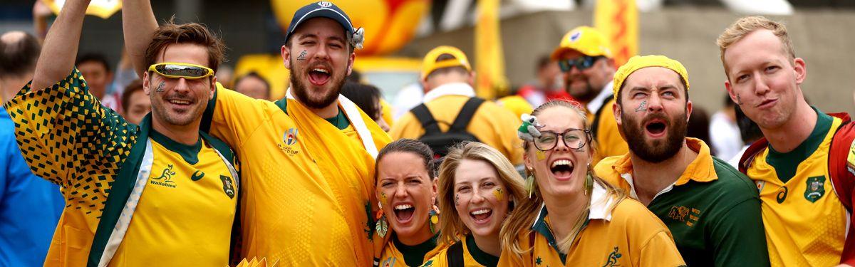 Les Faites du Rugby : Pays de Galles v Australie