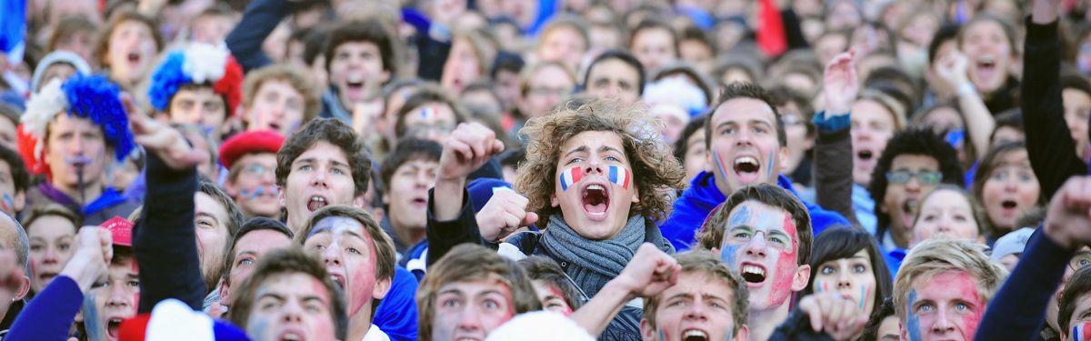 Les Faites du Rugby : France v Afrique 1