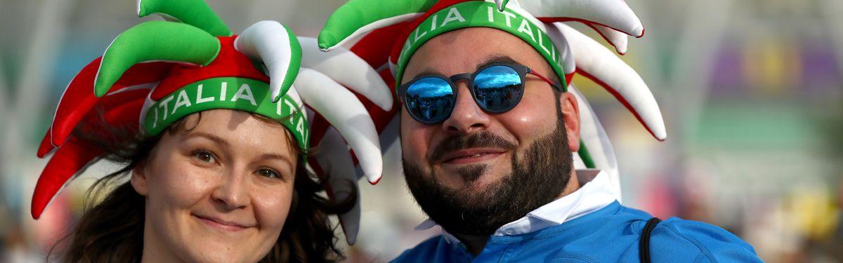 Le pack hôtel : Italie v Afrique 1