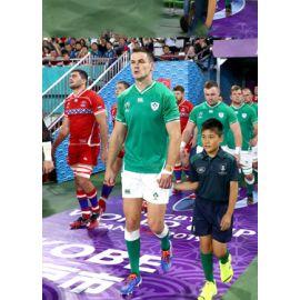 La cantine des supporters : Irlande v Europe 2