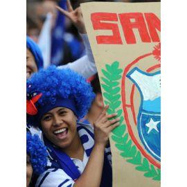 La cantine des supporters : Japon v Samoa