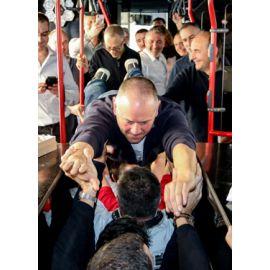 L'Apéro Bus : Australie v Europe 1