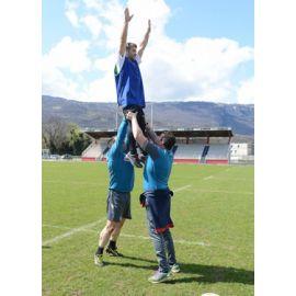 Les Faites du Rugby : France v Italie