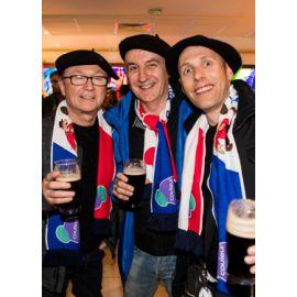 La cantine des supporters : Australie v Europe 1