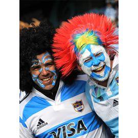 La cantine des supporters : Argentine v Amériques 2