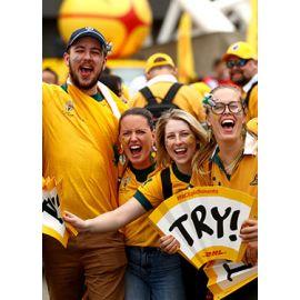 La cantine des supporters : Australie v Vainqueur Tournoi de Qualification