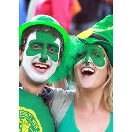 La cantine des supporters : Irlande v Asie / Pacifique 1